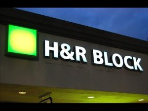 Government Sues H&R Block Over Tax Preparation Software