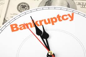 The Time For Bankruptcy