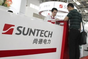 Suntech Solar Files For Bankruptcy