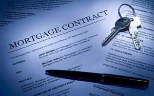mortgage after death