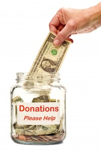 Reputable Tax Deductible Charity Donations